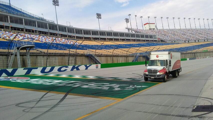Prosource at the Kentucky Speedway