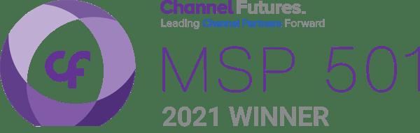 MSP 501 Winner Logo 2021