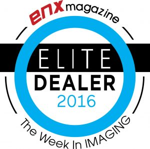 ENX Magazine and ENX The Week in Imaging Announce the 2016 Elite Dealers